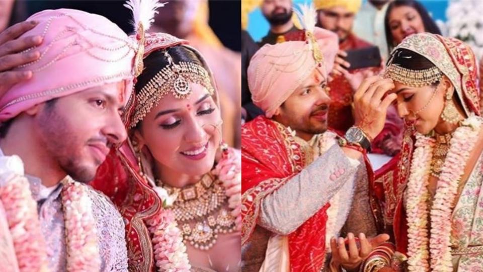 Nihar Pandya Wife