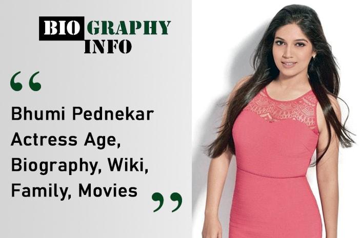 Bhumi Pednekar Cover Image