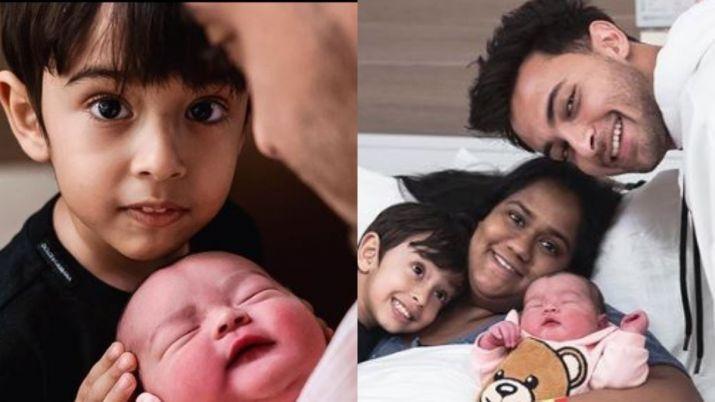 Aayush Sharma Family Pics