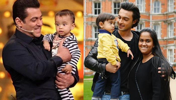 Aayush Sharma Son