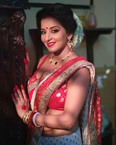 Antara Biswas Bhojpuri Actress
