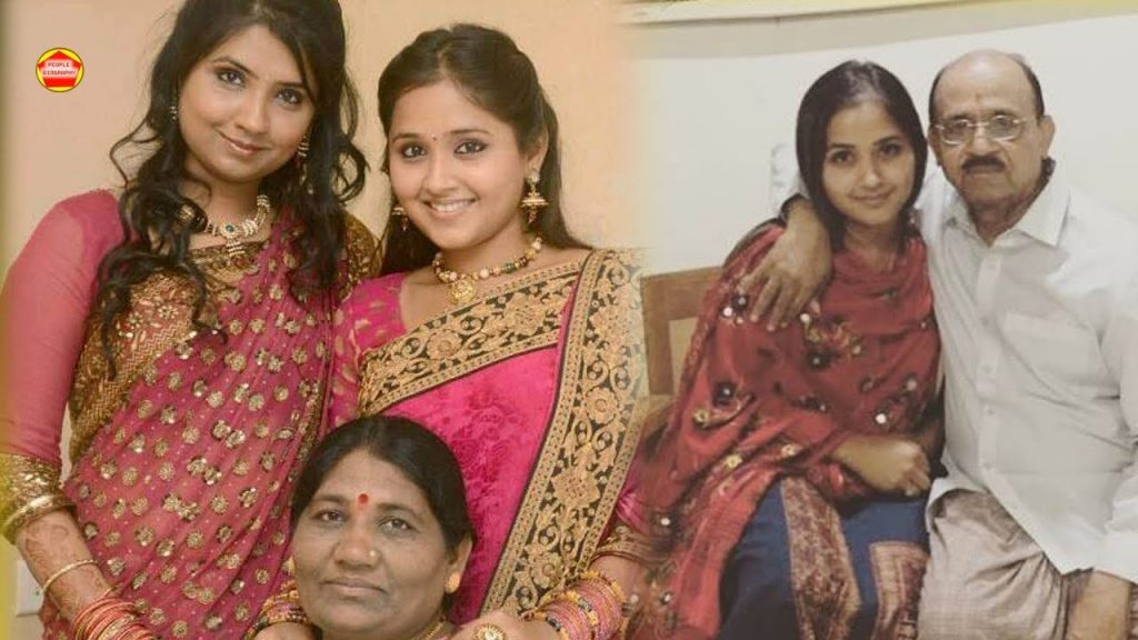 Kajal Raghwani Family