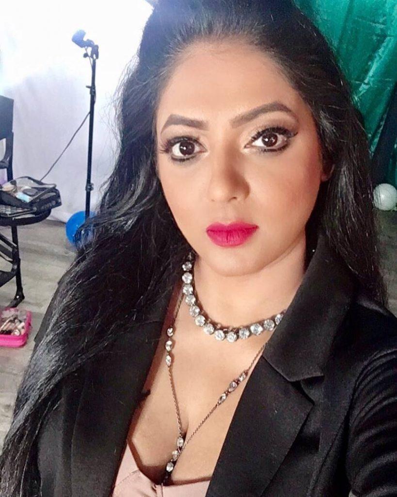 Reshma Pasupuleti Bio