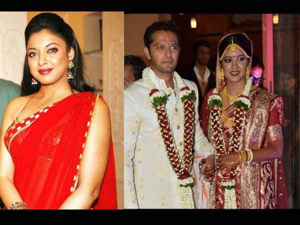 tanushree dutta husband