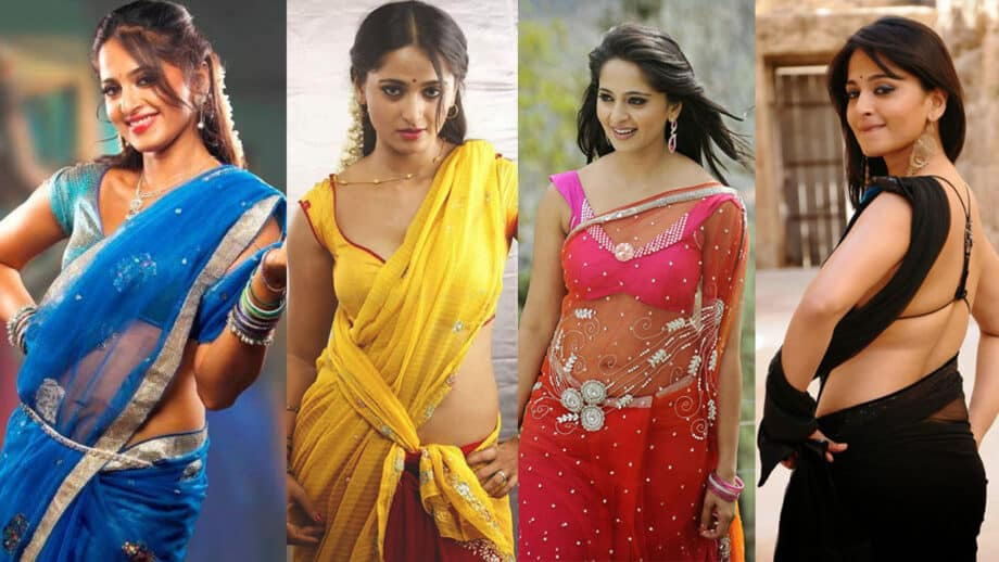Anushka Shetty Actress