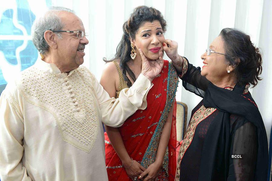 Sambhavna Seth Family