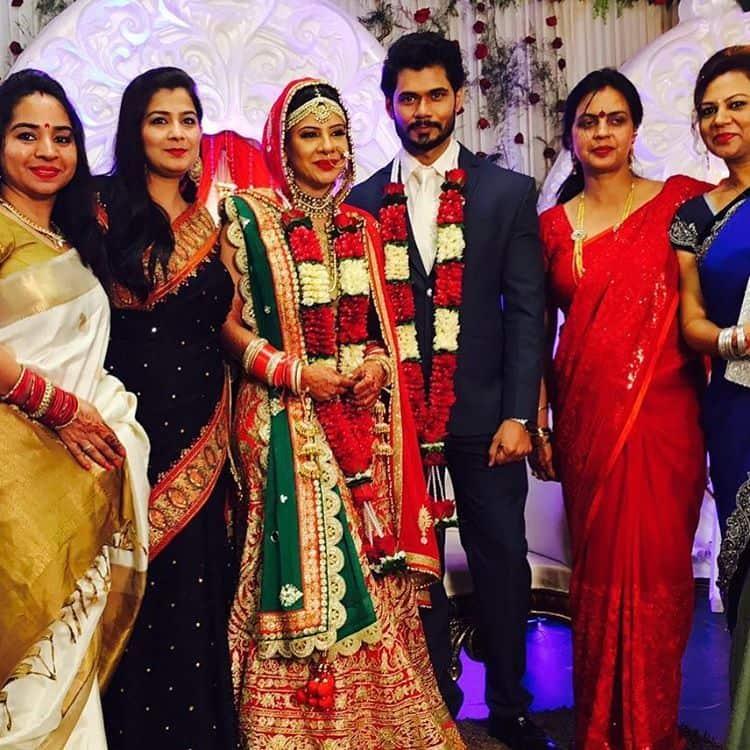 Sambhavna Seth Wedding