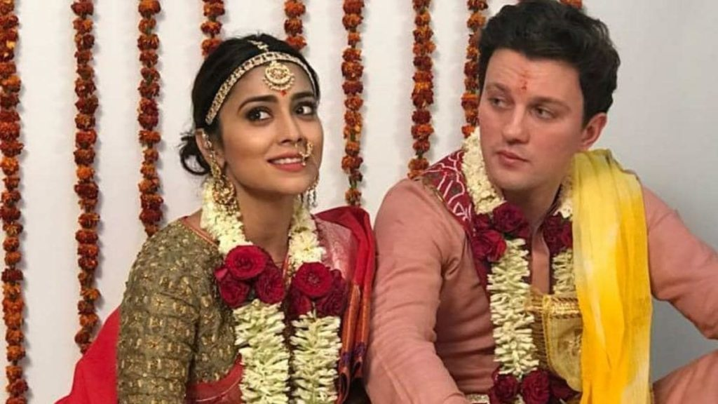 Shriya Saran Husband