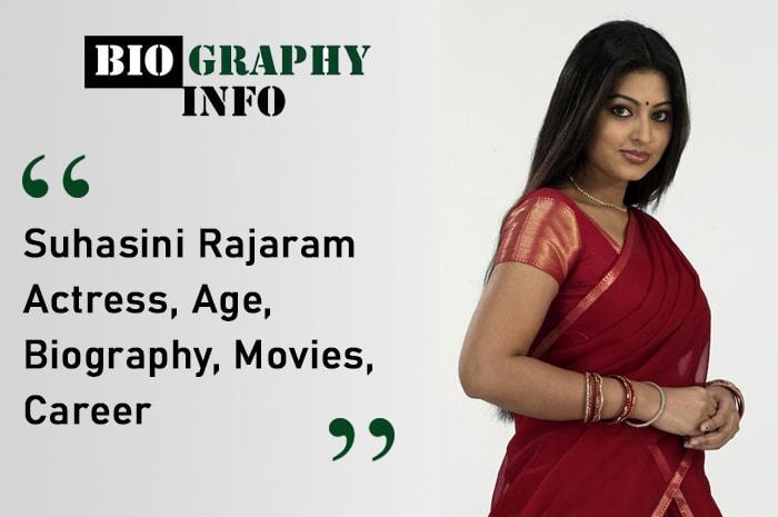 Suhasini Rajaram