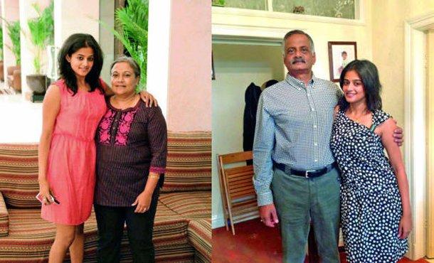 priyamani family