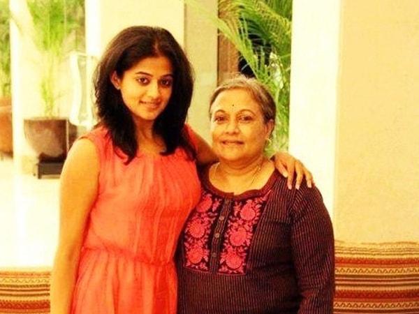 priyamani mother