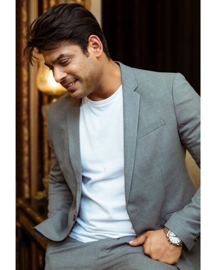 sidharth shukla images