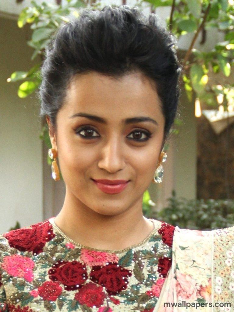 trisha krishnan actress