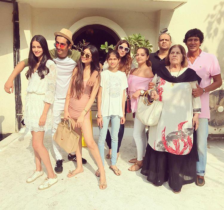 Alanna Pandey Family
