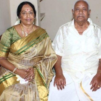 K R Vijaya Husband