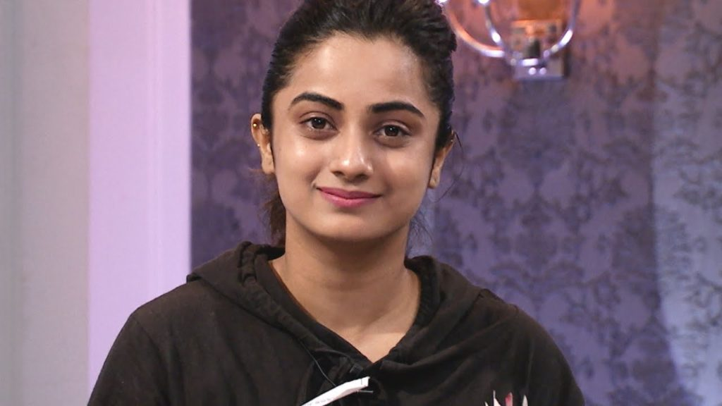 Namitha Pramod Biography