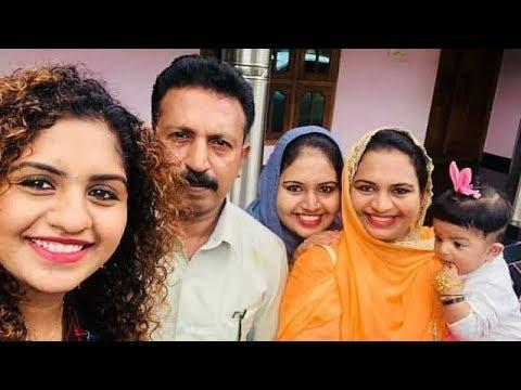 Noorin Shereef Family