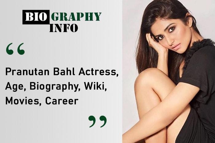 Pranutan Bahl