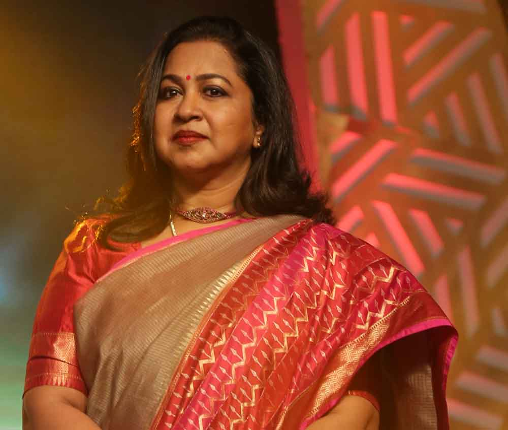 Radikaa Sarathkumar Biography