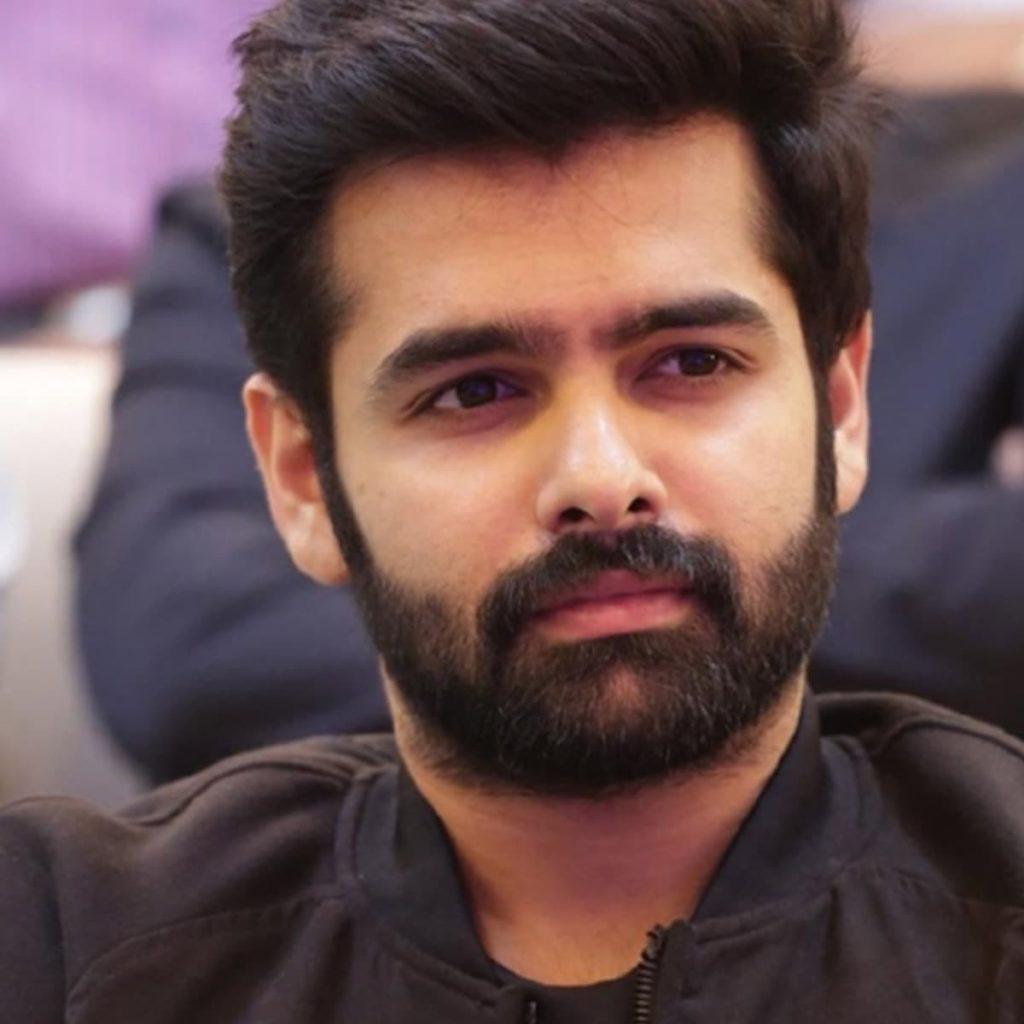 Ram Pothineni BIography
