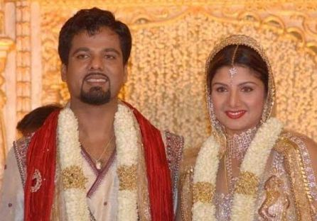Rambha marriage