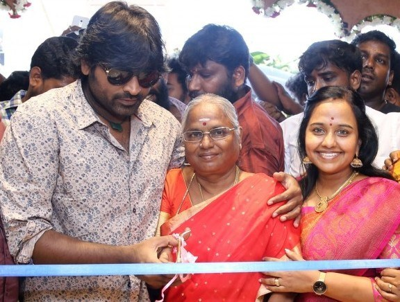 Vijay Sethupathi Mother