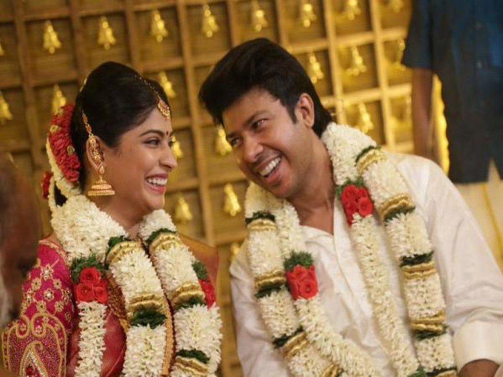 Vijayalakshmi Husband