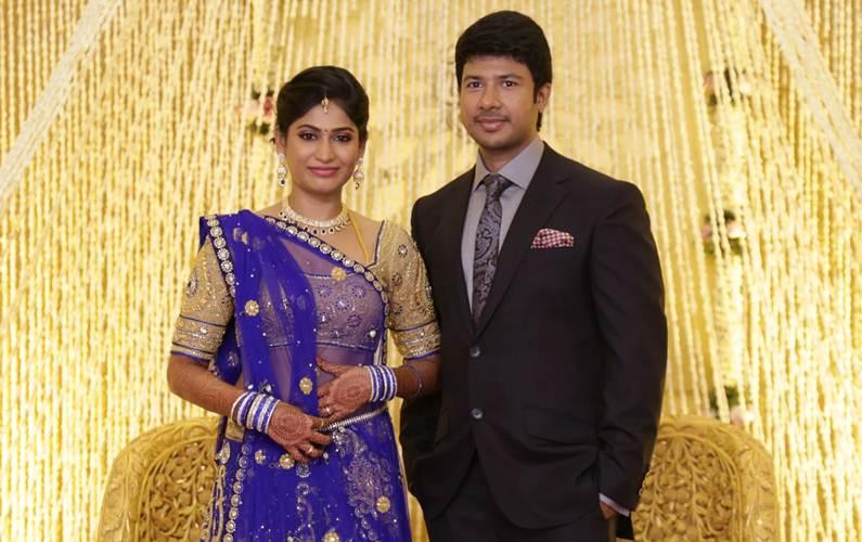 Vijayalakshmi Married