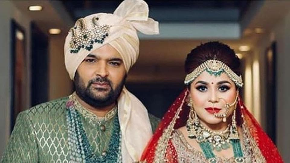 ginni chatrath married images