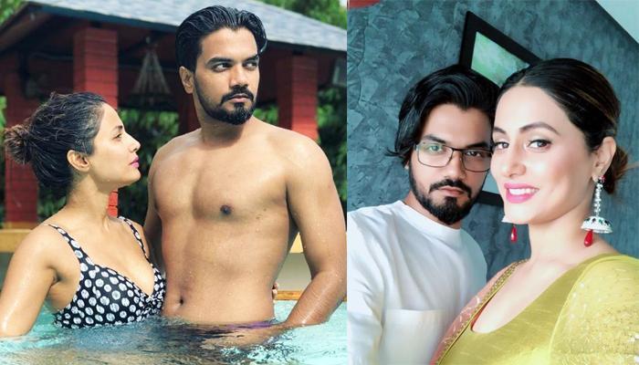 hina khan boyfriend