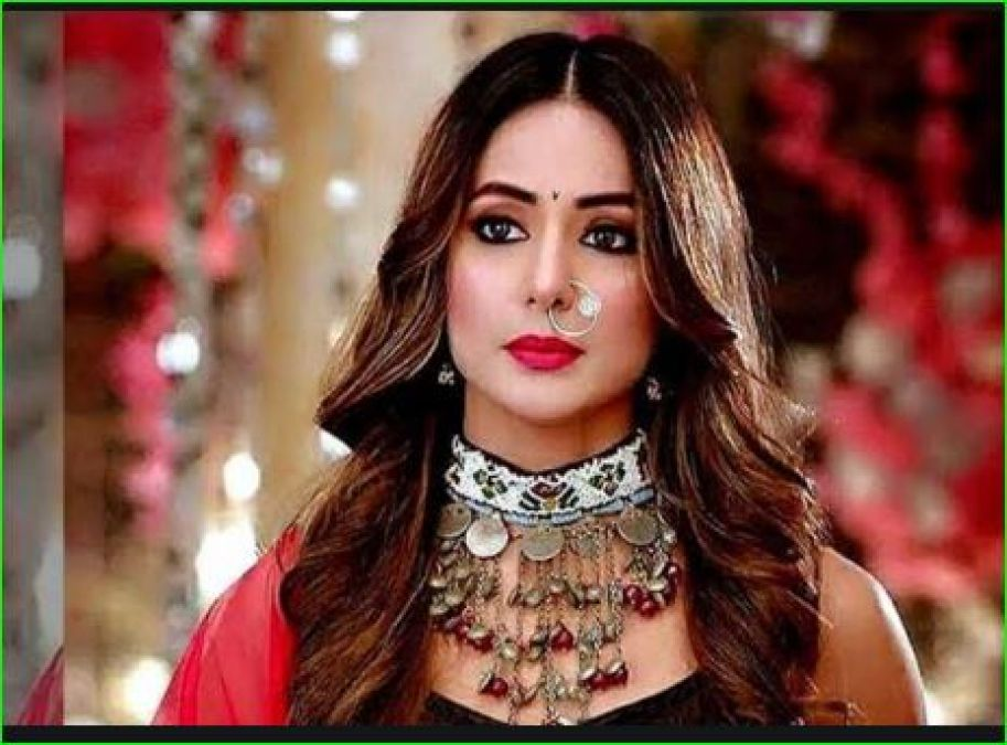 hina khan tv-shows