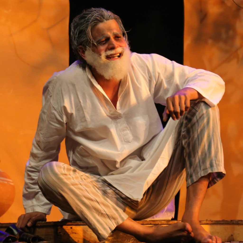 Sachin Vashist Actor