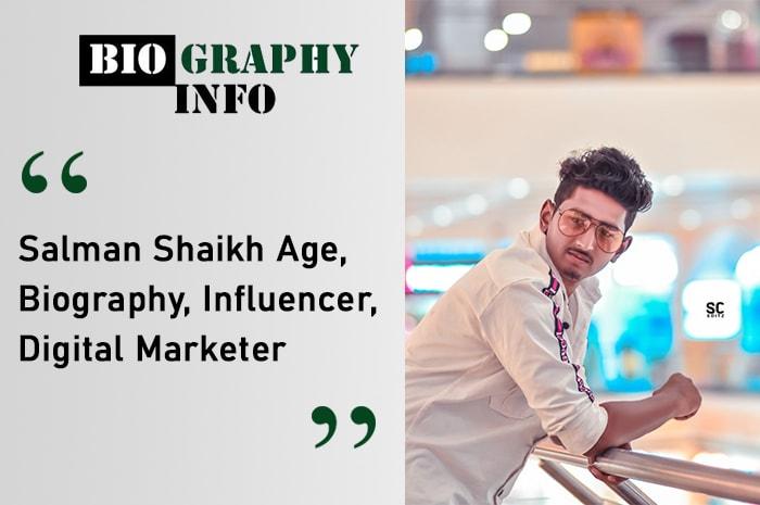 Salman Shaikh Biography