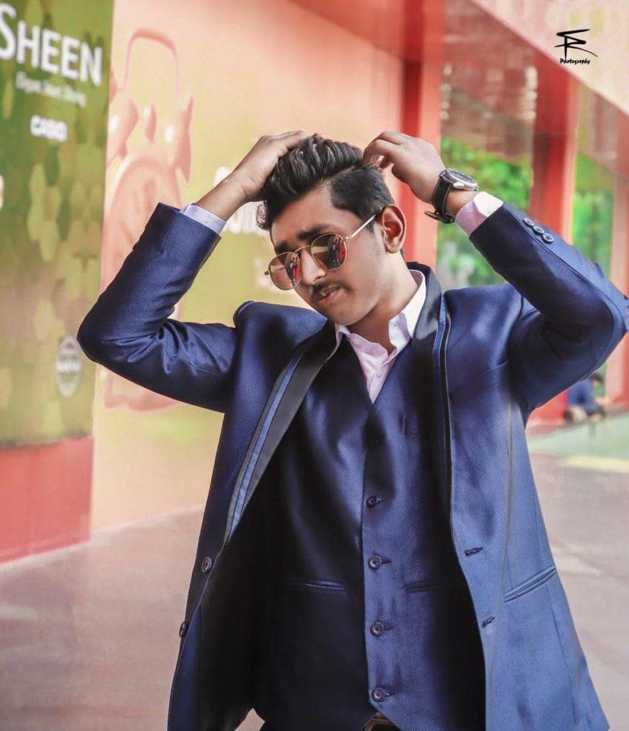 Salman Shaikh Career