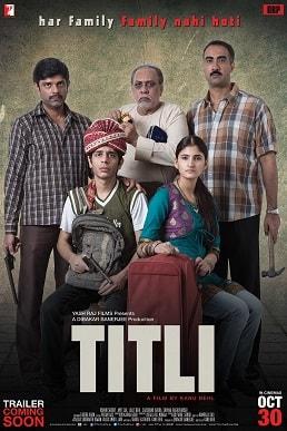 shivani raghuvanshi movie titli