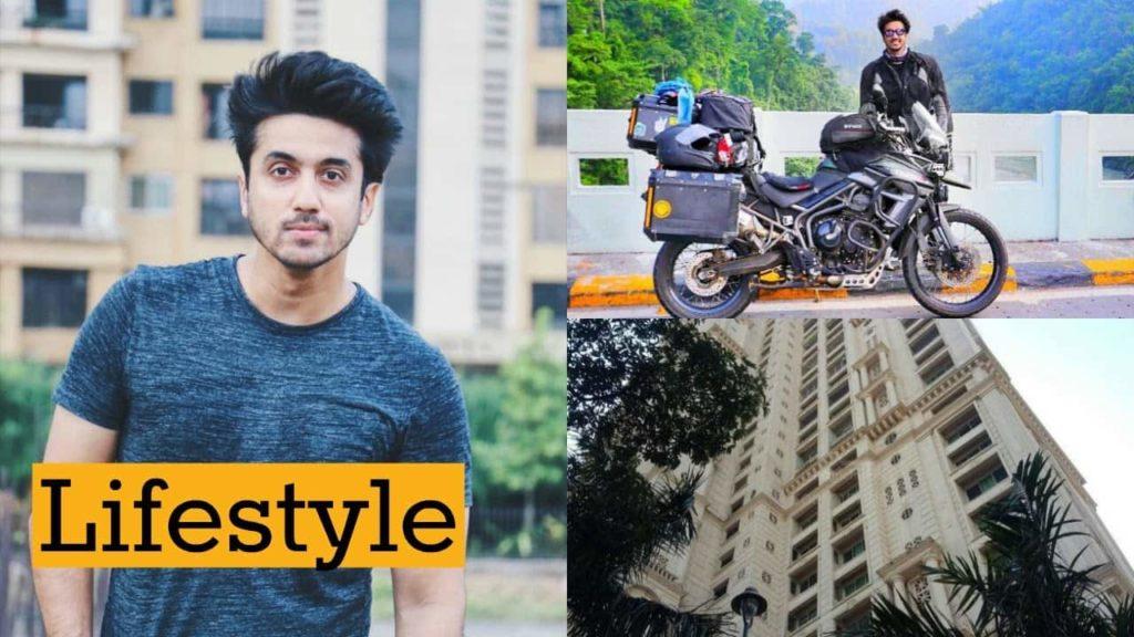 Mumbiker Nikhil Lifestyle