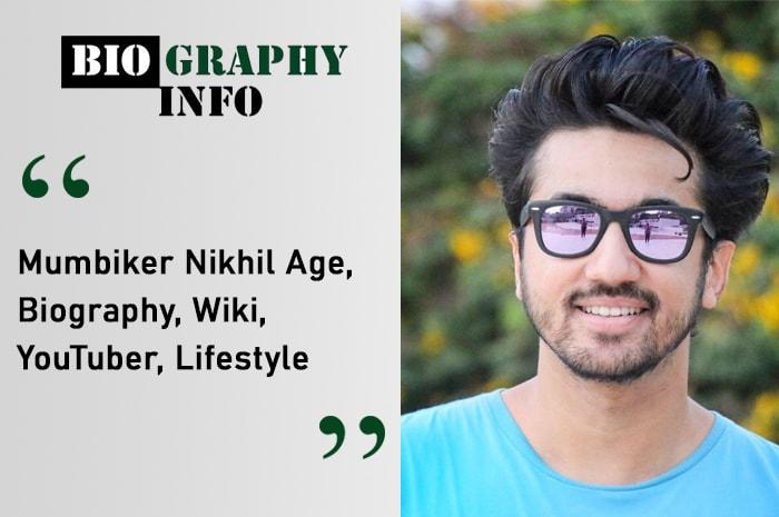Mumbiker Nikhil
