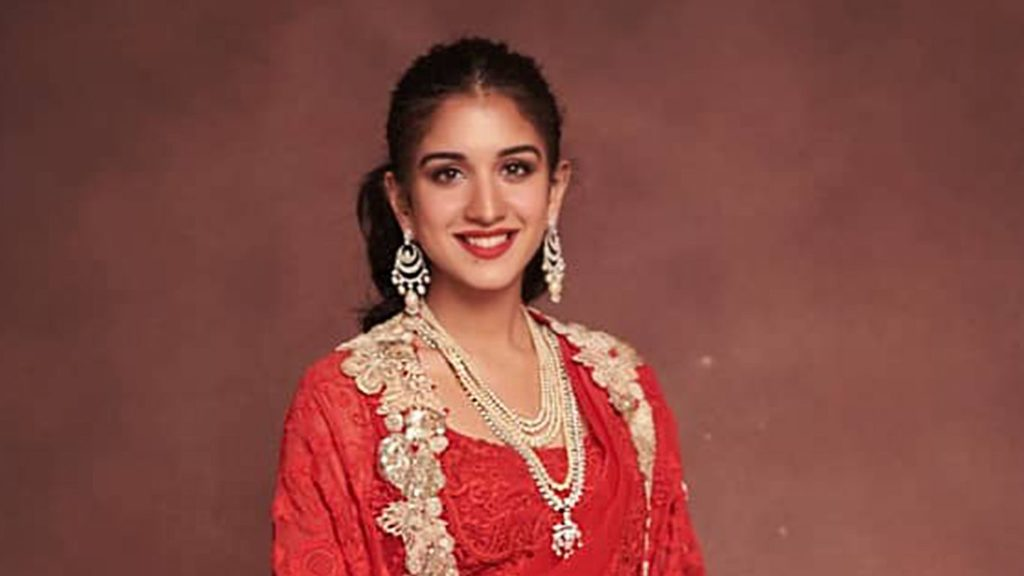 Radhika Merchant Biography