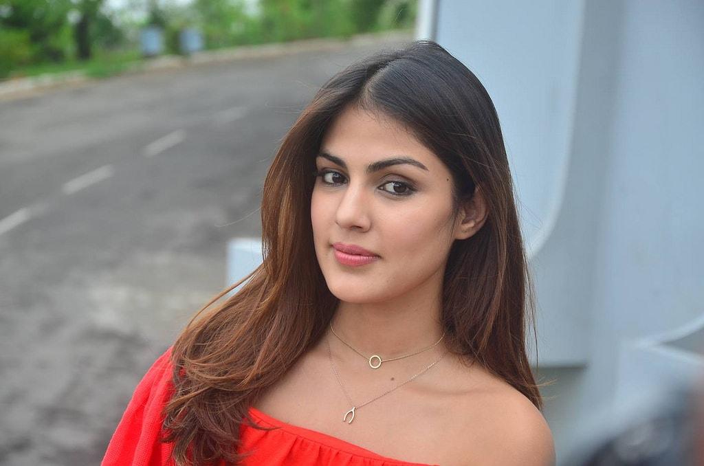 Rhea Chakraborty Actress