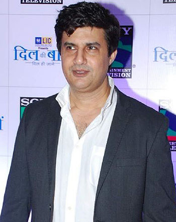 Ashish Kaul poses for the media at the Launch of Dil Ki Baatein