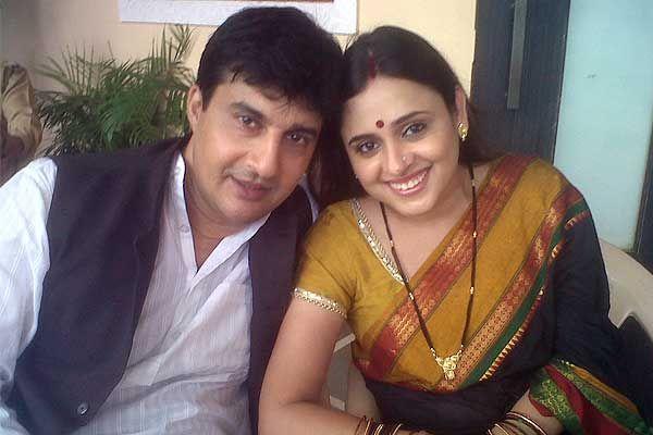 Aashish Kaul With Her Wife
