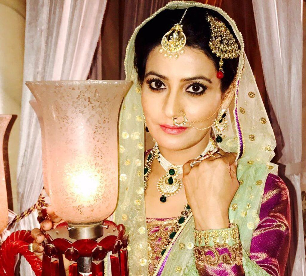 Dolly Sohi TV Serial