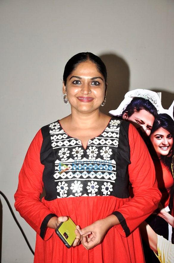 Indira Krishnan Actress