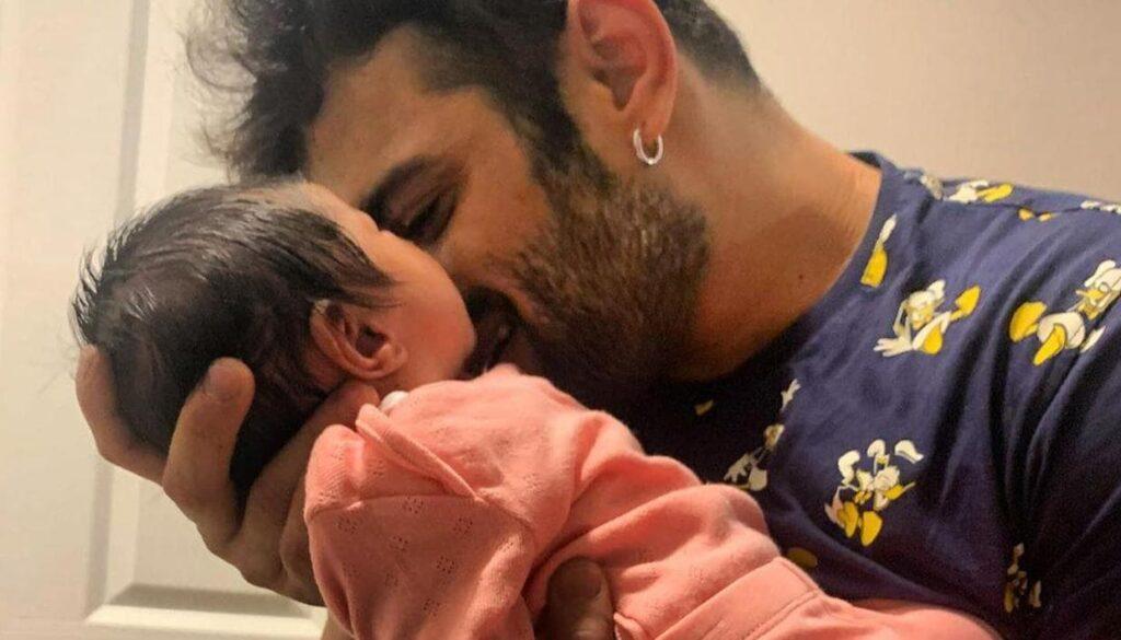 Karan Patel Baby