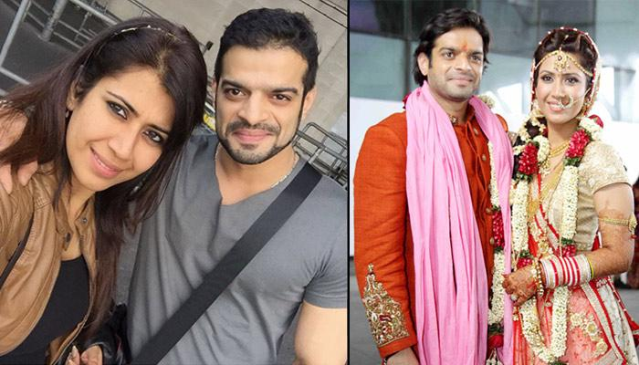 Karan Patel With Her Wife
