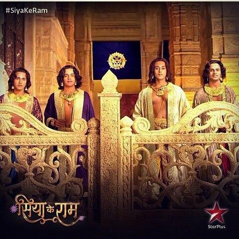 Pravisht Mishra Tv serial Siya ke Ram