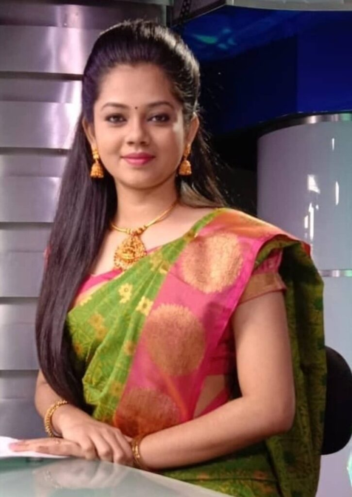 Anitha Sampath Biography