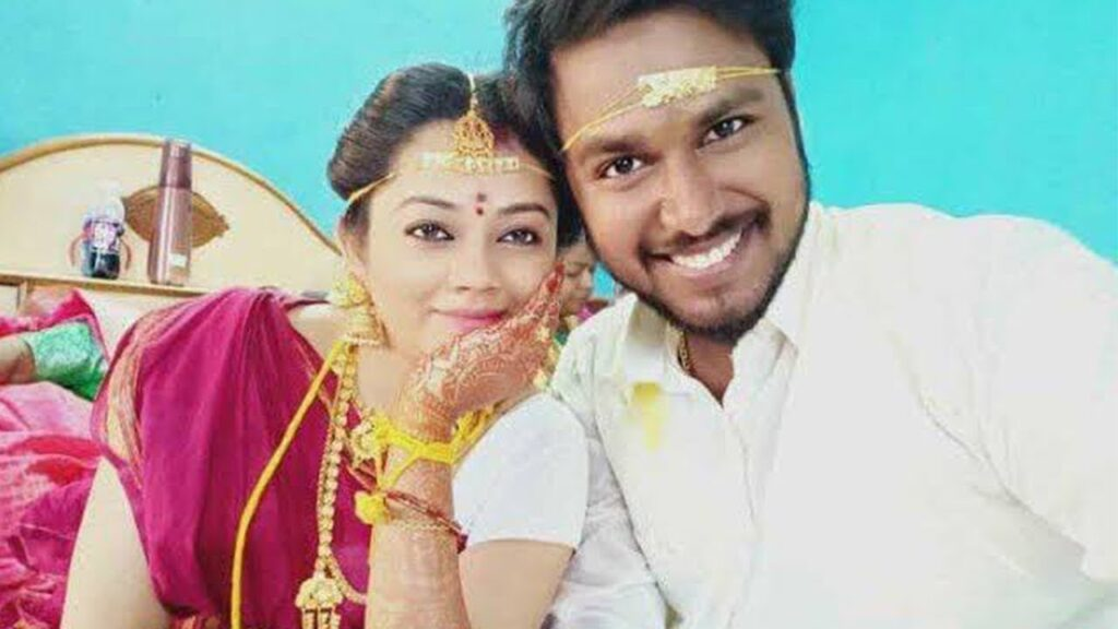 Anitha Sampath Husband