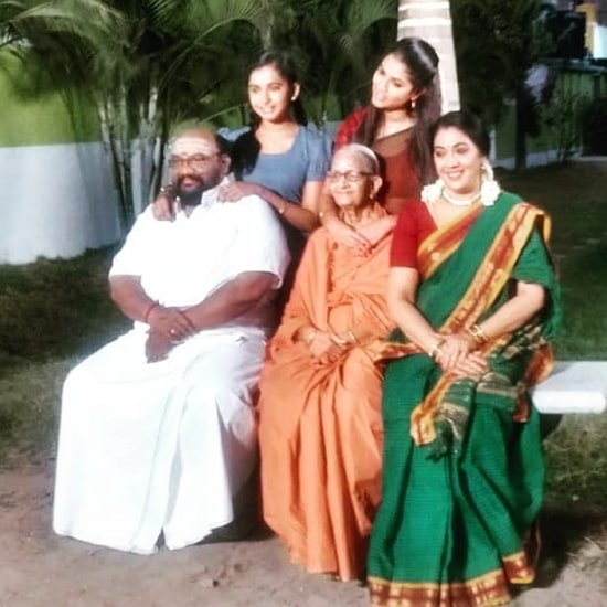 Rekha Harris Family