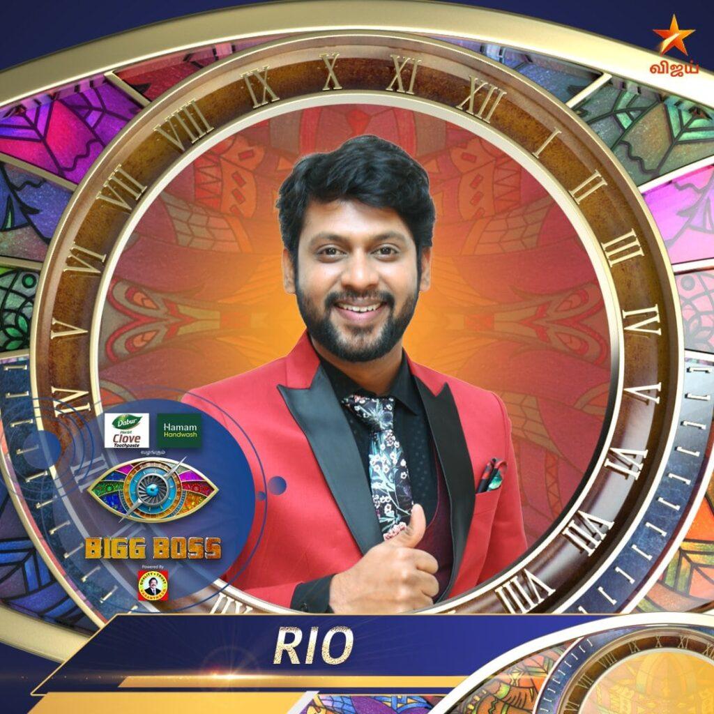 Rio Raj Bigg Boss Tamil 4